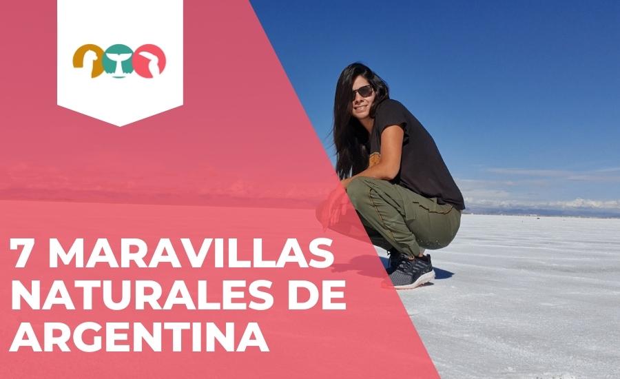 MARAVILLAS NATURALES DE ARGENTINA