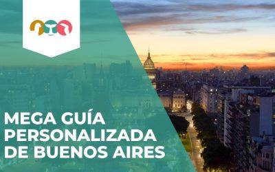 MEGA GUÍA PERSONALIZADA de Buenos Aires