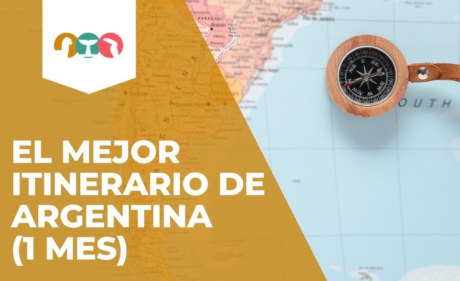 ITINERARIO ARGENTINA